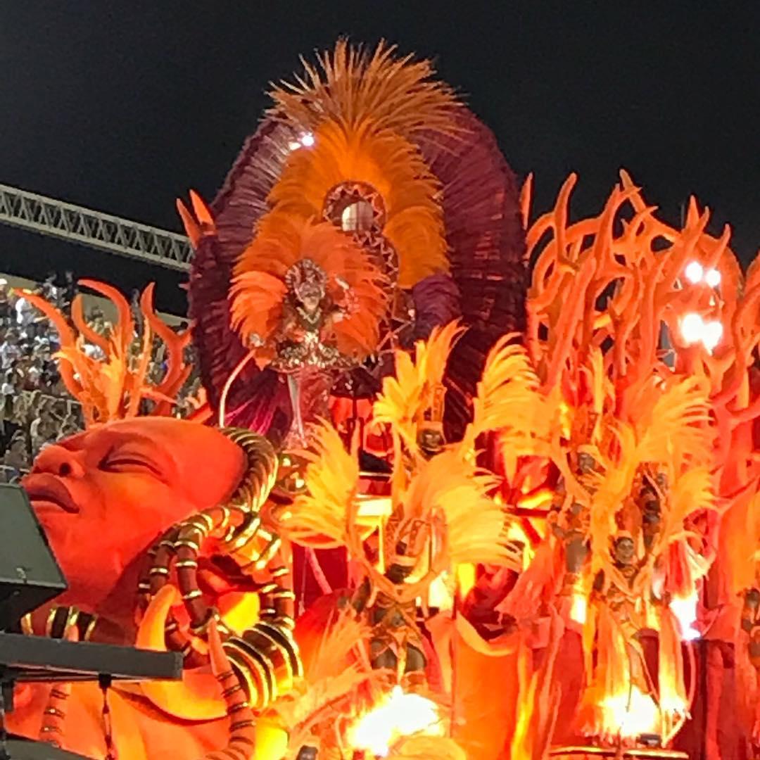 Carnival Rio de Janeiro 2019