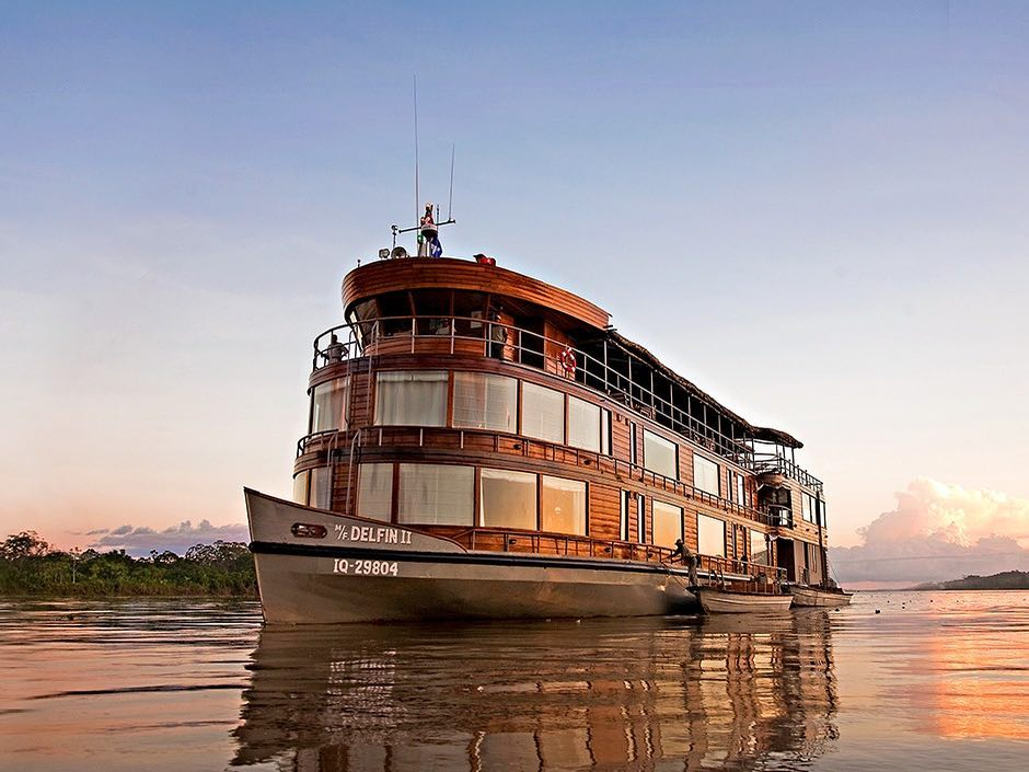 amazon river cruise 2019