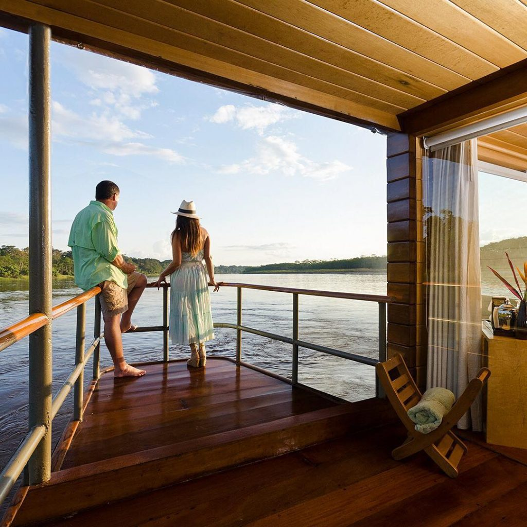 amazon river cruise brazil
