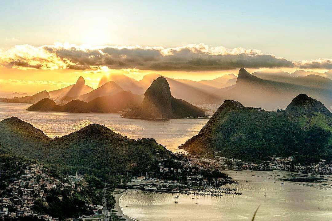 rio de janeiro brazil bay by brazil ecotour
