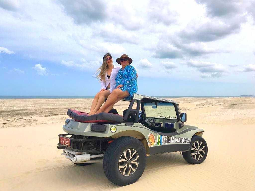 jericoacoara beach buggy tour