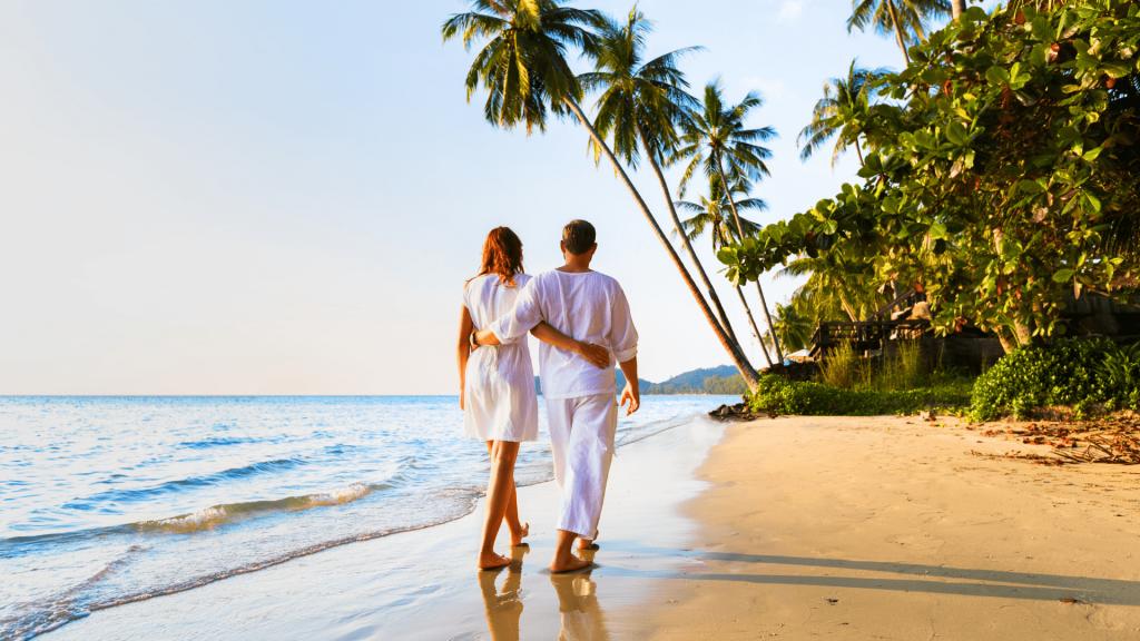 honeymoon brazil beach