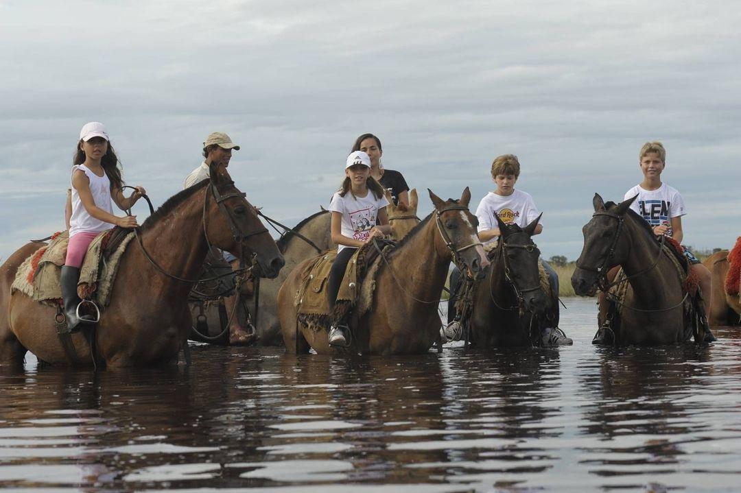 horse ride pantanal tour