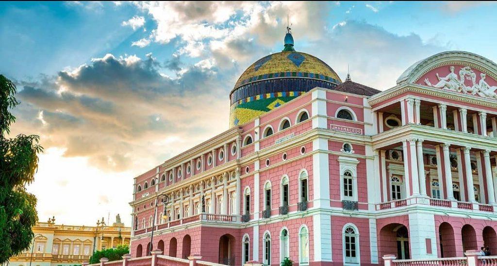 Manaus teatro brazil