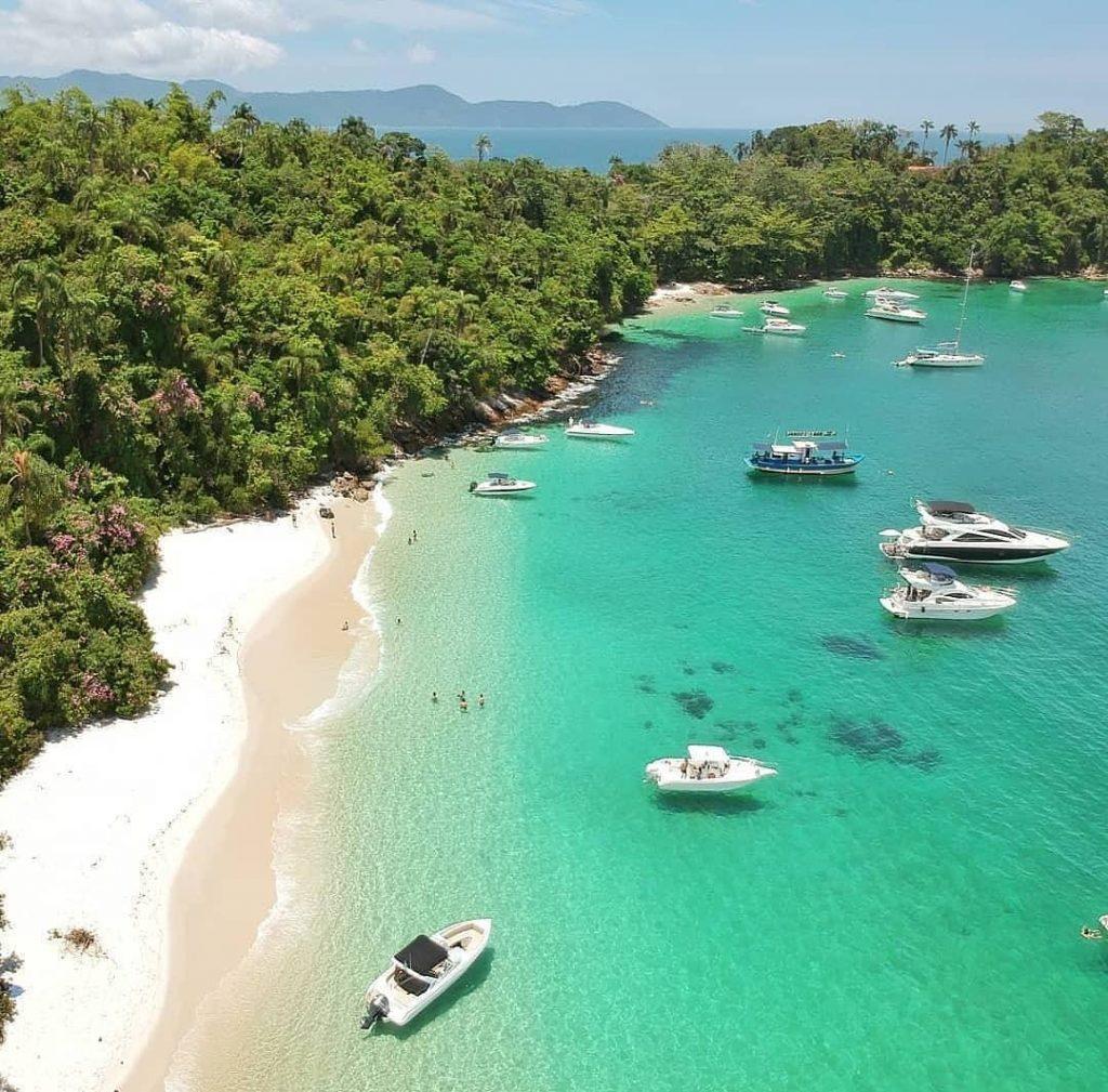 ilha grande rio de janeiro brésil