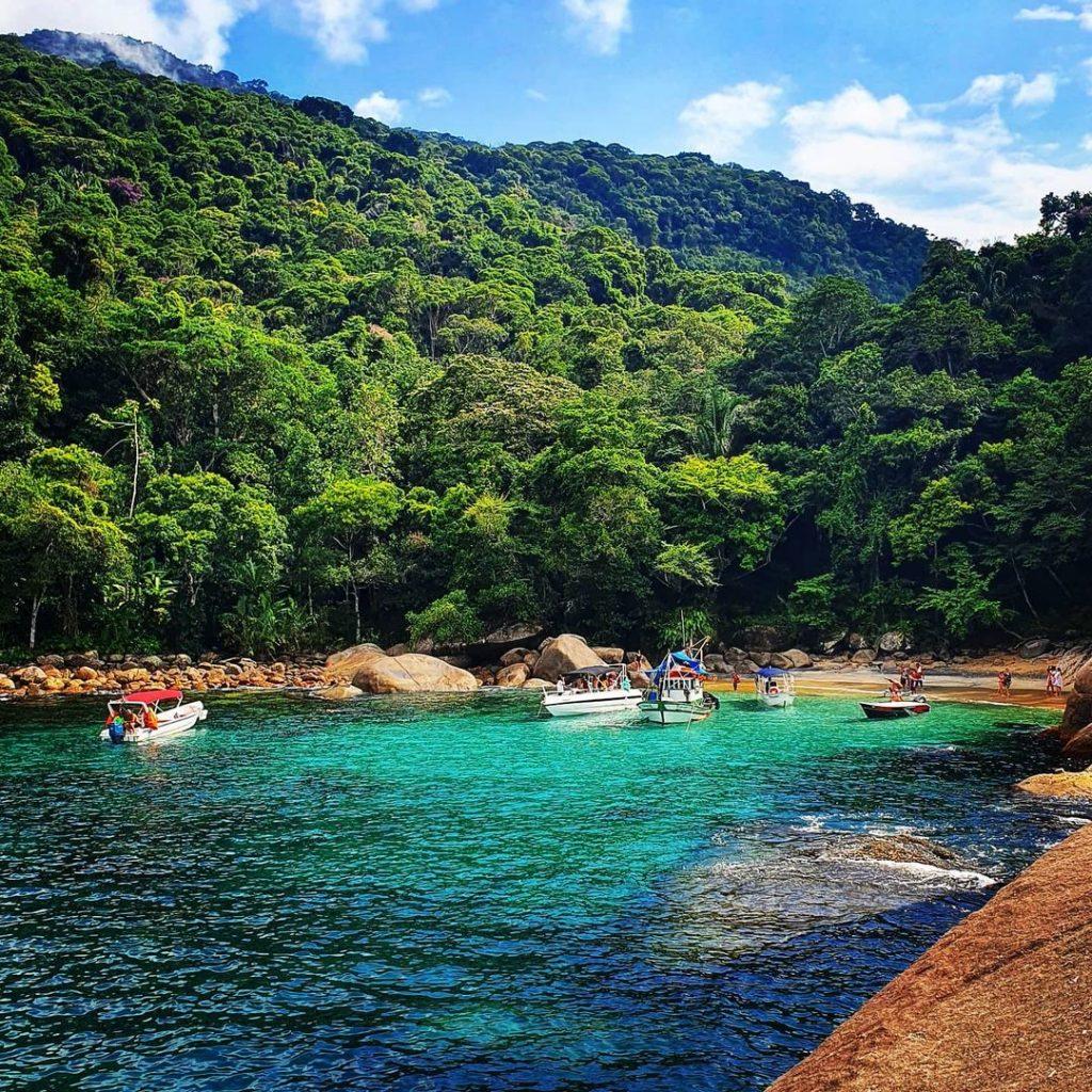 ilha grande rio de janeiro brazil rio de janeiro