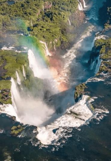 Cascate di Iguazu Brasile - Argentina