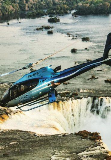 Helicopter-tour-Iguazu-falls-tour-Brazil-