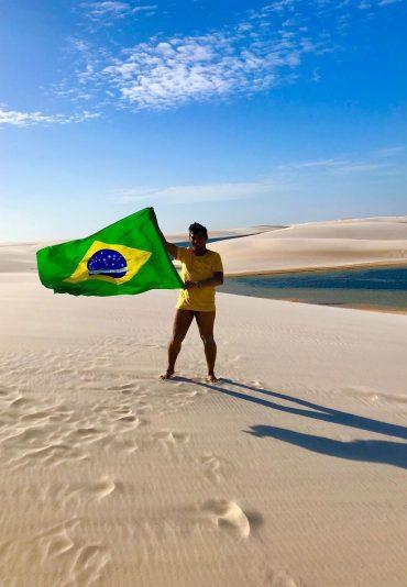 Lençois Maranhenses Brazil Atins
