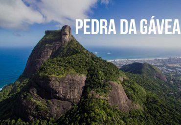 Pedra-da-Gavea-Rio de Janeiro-brazil