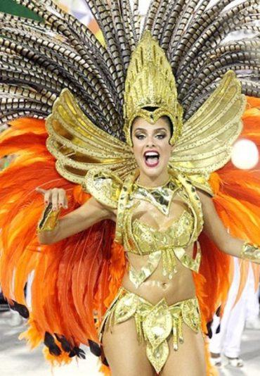 Rio de Janeiro Carnival 2018