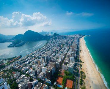 Rio de Janeiro areial view