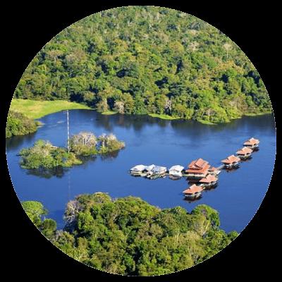 Agence de voyage et d'ecotourisme au Brésil, spécialiste dans les voyages à la carte et hors des sentier battus amazonie-voyage en famille bresil