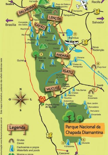 chapada-diamantina-map