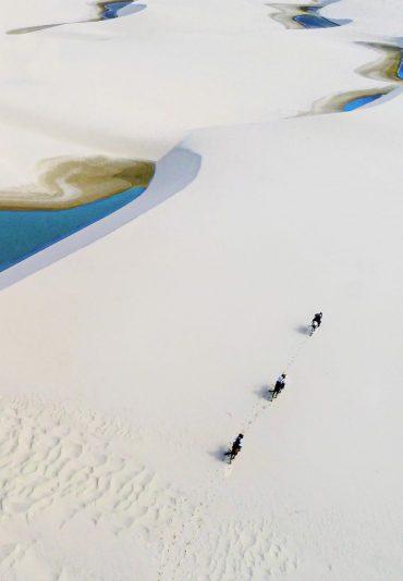 trek lençois maranhenses