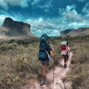 vale do capao chapada diamantina trekking